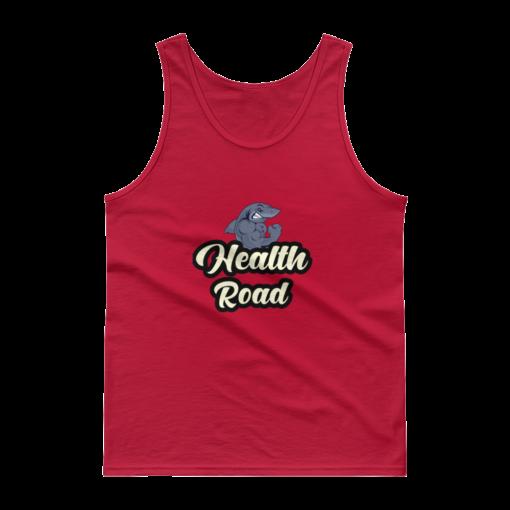 Health Road Tank top