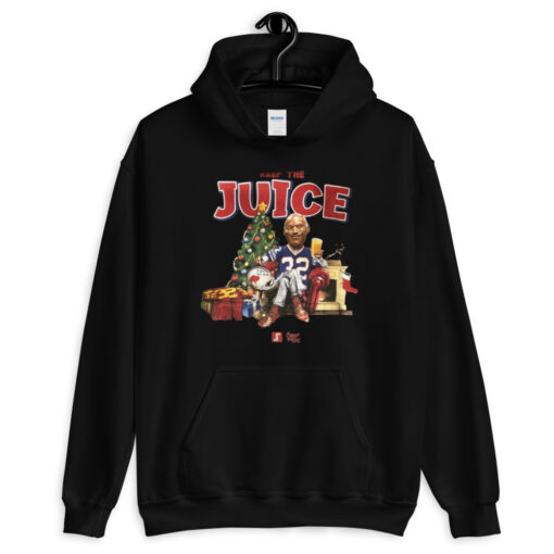 Juice Unisex Hoodie Everyone needs a cozy go-to hoodie to curl up in, so go for one that's soft, smooth, and stylish. It's the perfect choice for cooler evenings!