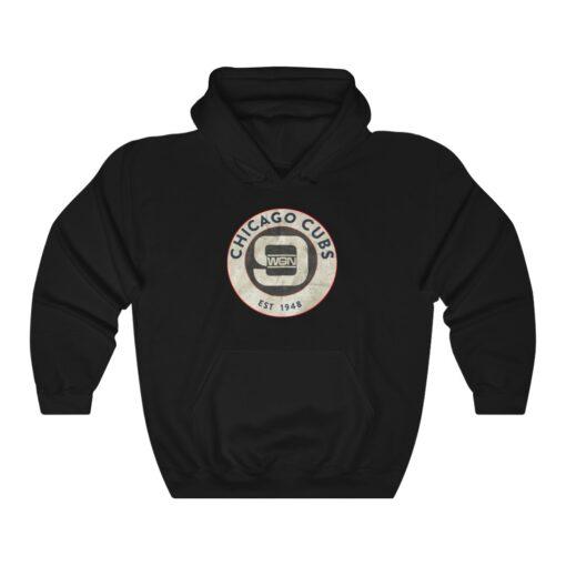 chicago cubs ETS 1948 Hoodies Sweatshirt