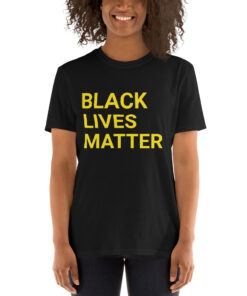 Mls black lives matter shirt Unisex T-Shirt