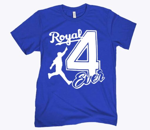 Royal 4 ever T-shirt