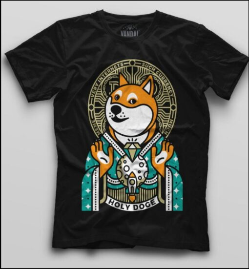 Buy Dogecoin and hold Unisex T-Shirt