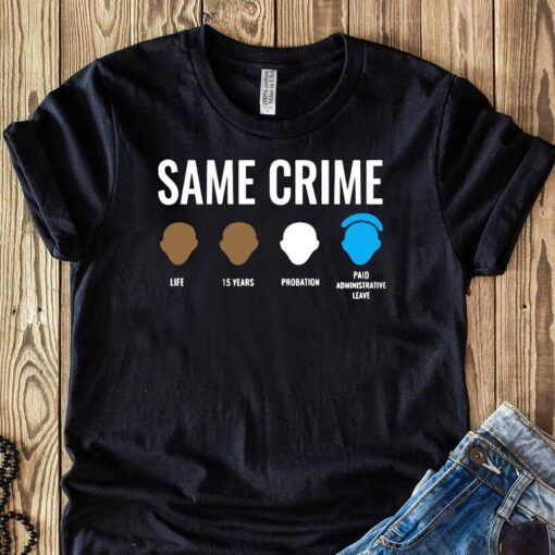 same crime shirt